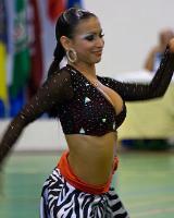Аэробика фламенко