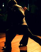 Танец блюз