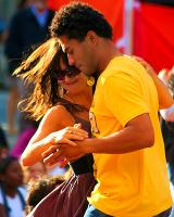 Танец меренге