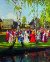 Русские танцы