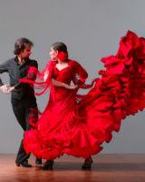 Танцы фламенко