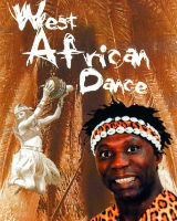 Африканские танцы видео уроки