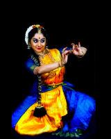 Бхаратанатьям индийский танец