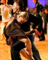 Техника бальных танцев