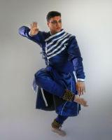 Индийский танец Намаскар