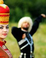 Черкесские танцы