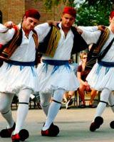 Греческий танец Сиртос