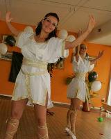 Греческий танец Карагуна