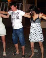 Греческий танец Каламатьянос