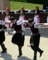 Народные греческие танцы