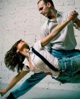 Уроки танцев Хастл