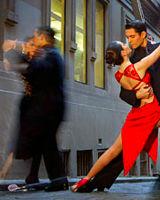 Видео уроки Аргентинского танго