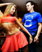 Обучение танцу ча-ча-ча