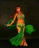 Как сшить пояс для восточных танцев своими