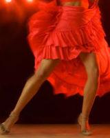 Техника соло — спортивные бальные танцы