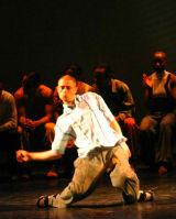 Стробирование в танце