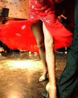 Элементарные шаги самба