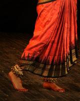 Индийский танец шаг чали