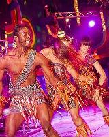Обучение африканским танцам