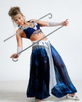 Танец живота волшебная трость