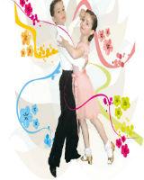 Урок бального танца для детей