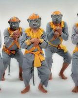 Monkey танец
