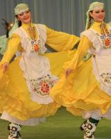 Татарский танец Апипа