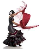 Обучение танцу фламенко