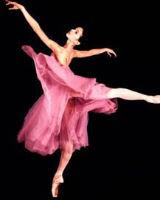 Классический балет Passe developpe