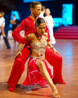 Элементы бального танца