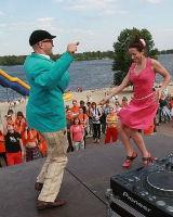 Как сделать повтор в свинг танце