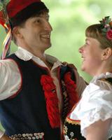Танец полька