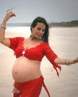 Танец живота для беременных