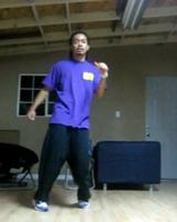 Loose Legs в танце хаус