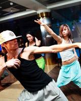 Основные элементы танца крамп