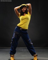 Тектоник хореография