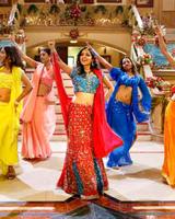 Индийский танец Болливуд