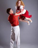 Основной шаг танца Буги-Вуги