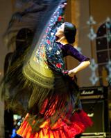 Мастер класс по фламенко