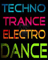 Основные движения Electro dance