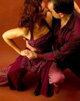 Танго обучение