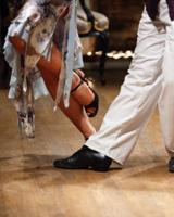 Аргентинское танго шаги