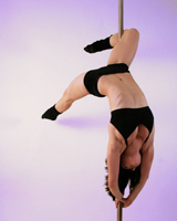 Pole Dance урок