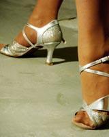 Выбор обуви для сальсы
