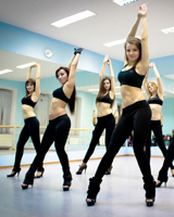 Обучение Go-Go танца