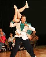 Видео уроки свинг танца