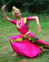 Бхарат Натьям обучение