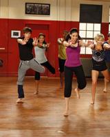 Танцевальная аэробика бразильский танец