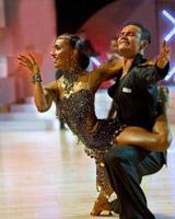Бальные танцы Румба