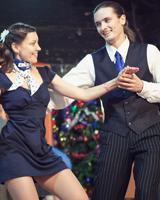 Как танцевать Линди Хоп